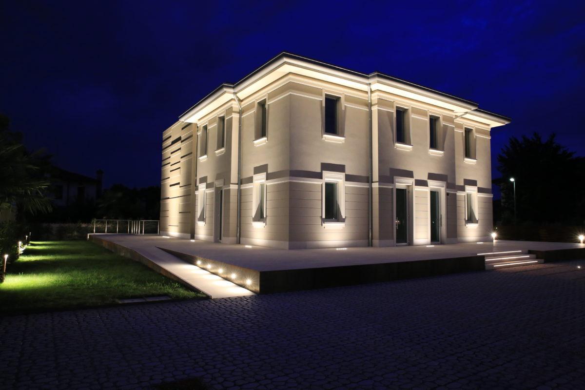 Riqualificazione Energetica Casa Clima Gold