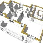 3D_sezione prospettica 3