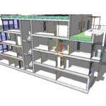 3D_sezione prospettica+impianti