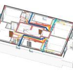 schema impianti_3D generale piano tipo